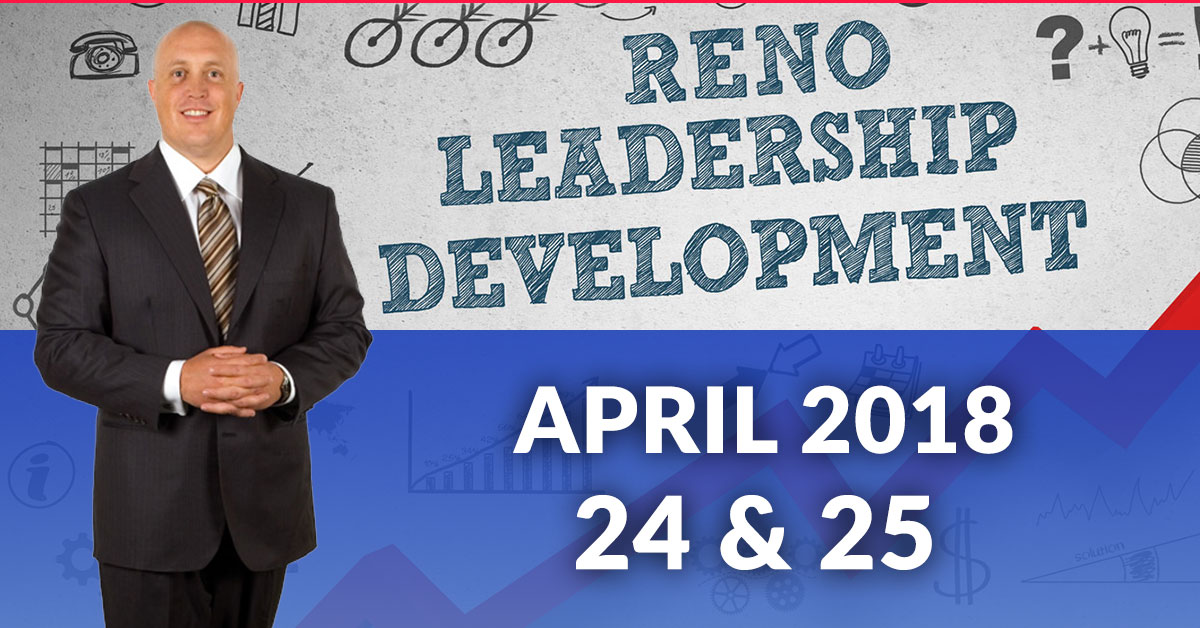 Reno Calendar May : Leadership training workshop reno april
